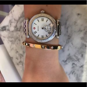 Kate Spade Bangle with stones